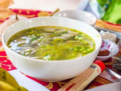 Hoe weet je of soep bedorven is?