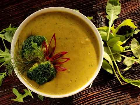 Welke soep is het gezondst?